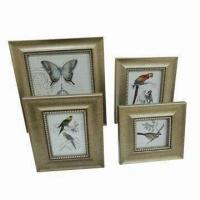 China Tabletop Wooden Photo Frames, Photo Frame Design, Magic Photo Frame, Customized Colors Acceptable on sale
