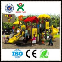 China Guangzhou Supplier Commercial Playground Equipment Outdoor Playground Commercial QX-010C wholesale