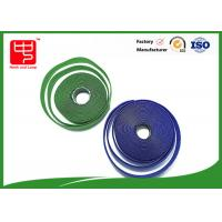 China Custom sew on male and female Hook and Loop Tape 25 m per roll wholesale
