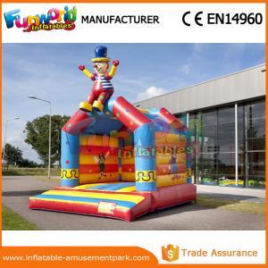 China Impression gonflable extérieure de Digital de château de videur de parc gonflable d'amusement de PVC wholesale