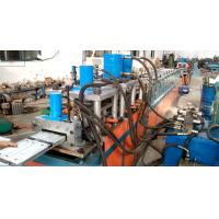 China Metal Roofing Roll Forming Machine / Professional Door Frame Roll Forming Lines wholesale