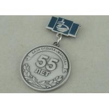 China Zinc Alloy 3D Antique Silver Custom Awards Medals With Imitation Hard Enamel wholesale