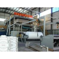 China S single beam Spunbond Nonwoven Fabric Making Machine / non woven fabric production line wholesale