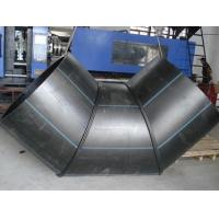 China DN1000 Welded HDPE long elbow wholesale