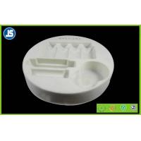 China Body Care And Beauty Industry Cosmetic PS Flocking Tray Insert For Bvlgari wholesale