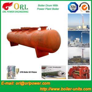 Buy cheap Cilindro de lama de aço ASME da caldeira de vapor SA516GR70 from wholesalers
