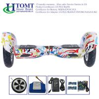 China Self Balancing Scooter Segway Big Wheel Skywalker Board High Discharge Rate wholesale
