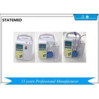 China Peg Continuous Feeding Pump , Clinic Enteral Infusion Pump Total Volume 0.1ml~999ml wholesale