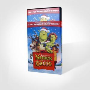 China Shrek the Halls - wholesale With Slipcover disney cartoon movies wholesale