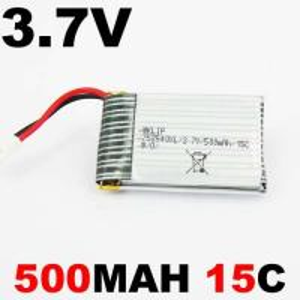China 3.7V 500mAh 15c RC Battery Walkera 4#3b CB100 4G6 wholesale