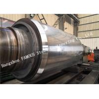 China Casting / Forged Steel Mill Work Roll For Hot Rolled Metal Sheet And Billet Mill Usage wholesale