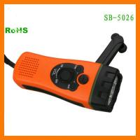 China Anfly 4 In 1 Rechargeable LED Torch wholesale