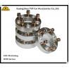 China 5 aluminium des entretoises 6061 des adaptateurs PCD 114,3 d'entretoise de roue de trous T6 wholesale