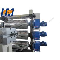 China High Stability Plastic Sheet Extrusion Line , PE PP Sheet Extrusion Machine wholesale