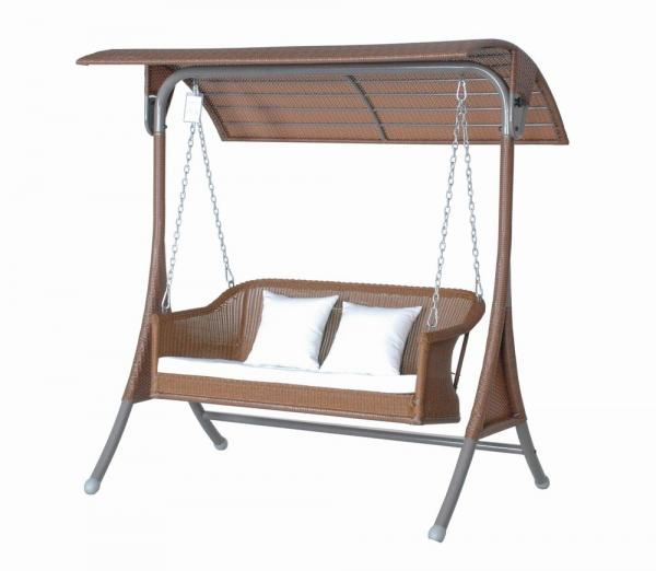 Steel Garden Swing Images