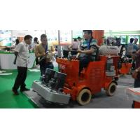 China Marble Granite Concrete Polishing Machine With Vacuum Cleaner wholesale