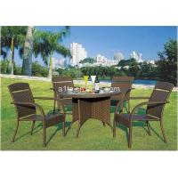 China Rattan Outdoor Table and Chair wholesale