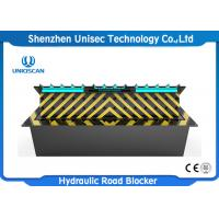 Buy cheap High Security Automatic Hydraulic Road Blocker Anti Terrorist 3m Length from wholesalers