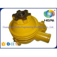 China Casting Iron Excavator Hydraulic Parts 6136-61-1700 , High Efficiency Water Pump wholesale
