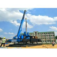 China Silent Hydraulic Rotary Piling Rig High Efficiency SGS Certification wholesale