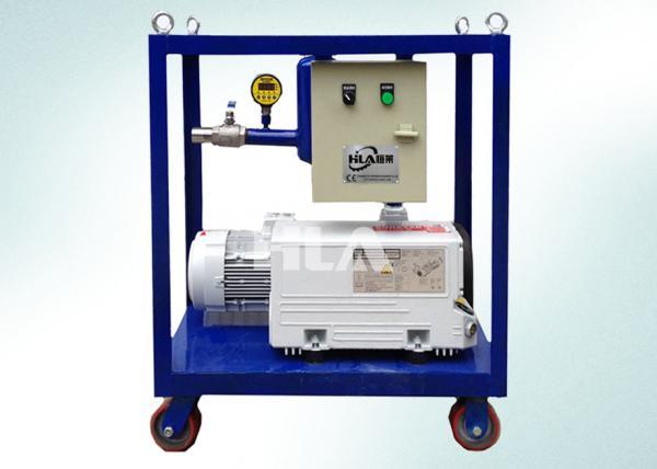 Quality Low Noise 6.5KW Vacuum Pump Machine Unit For Industrial Air Compressor for sale