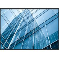 China Flat Shaped Tempered Safety Glass 300 * 300 - 7000 * 2440 For Building Window / Doors wholesale