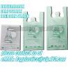 China BIO BAGS, COMPOSTABLE SACKS, oxo-biodegradable bag, Oxo biodegradable garbage bags on roll wholesale
