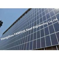 China PV Glass Curtain Wall BIPV Ventilated Facade Systems for Solar EPC Contractors wholesale