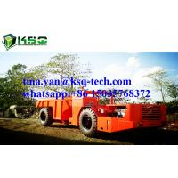 China RT-15 Hydropower Low Profile Dump Truck For Mining , Quarrying , Construction wholesale