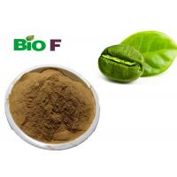 China Weight Loss Green Coffee Bean Extract Powder Chlorogenic Acid 50% wholesale