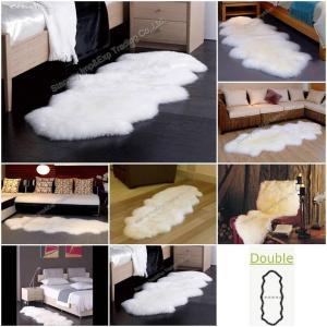 Buy cheap Fur Rug Fur Carpet Long Wool Rug Sofa Cushion Double L2 from wholesalers