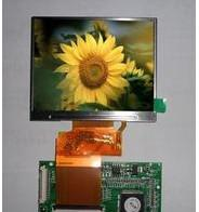 "China LQ035NC111 Innolux TFT LCD Module 3.5"" With Transmissive Display Mode wholesale"