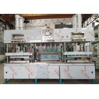 China Disposable Manually Paper Pulp Molding Machine For Paper Tableware / Paper Plate wholesale