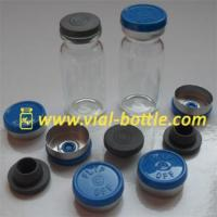 Buy cheap Glass Vial Kit (20mm Butyl Stopper & Flip Off Caps) from wholesalers