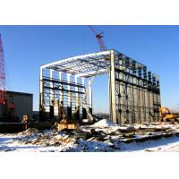 Buy cheap High Rise Pre - Engineered Steel Structure Workshop Environmental Friendly from wholesalers