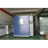China Two Boxes Type Thermal Shock Test Chamber Air Cooling Fast Temperature Recovery Time wholesale