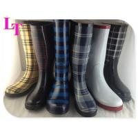 China factory cheap men rubber rain boots wholesale