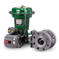 """China Pneumatic Diaphragm Control Valve with Positioiner NPS 2""""~48"""" Class 150~ 2500 wholesale"""
