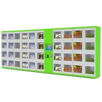 China Remote Control Snack / Beverage Vending Lockers For Safety Supplies wholesale