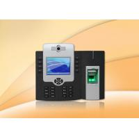 China Safety web based door Fingerprint Access Control System With Backup Battery WIFI GPRS wholesale