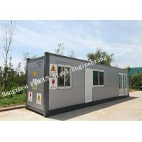 China Customized Modified Prefab Storage Containers Sandwich Panels Easy Installation wholesale