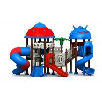 China High Security Kids Outdoor Playground Equipment For Kindergarten King Kong Style on sale