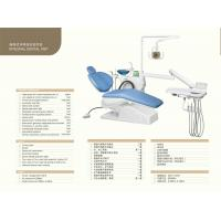 China Top Adjustable Dental Chair Equipment , Dental Office Chairs Complete Dental Spare Parts on sale