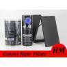 China Herbal Ingredient Full Hair in a Second Hair Growth Fiber , 25g Bottle Medium Broen Hair Fibers wholesale