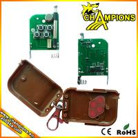 China 433.92 mhz Rolling Code / Fixed Code / Learning Code Remote Control for garage door wholesale
