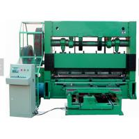 China HH25-16 High Speed Expanded Metal Mesh Machine 3kw 0.2-4mm Thickness wholesale