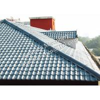 Plastic PVC composite easy installation, high strength roof tile