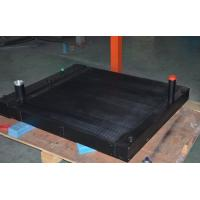 China Industrial Hydraulic Oil Plate Heat Exchanger For Chemical Machine on sale