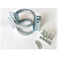 China Type A SML Grip Collar Coupling Heavy Duty Steel Pipe Clamps For Pipe Fittings wholesale