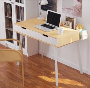 Buy cheap Modern Steel /E1 PB Melamine Board computer  desk CDSB-04 from wholesalers
